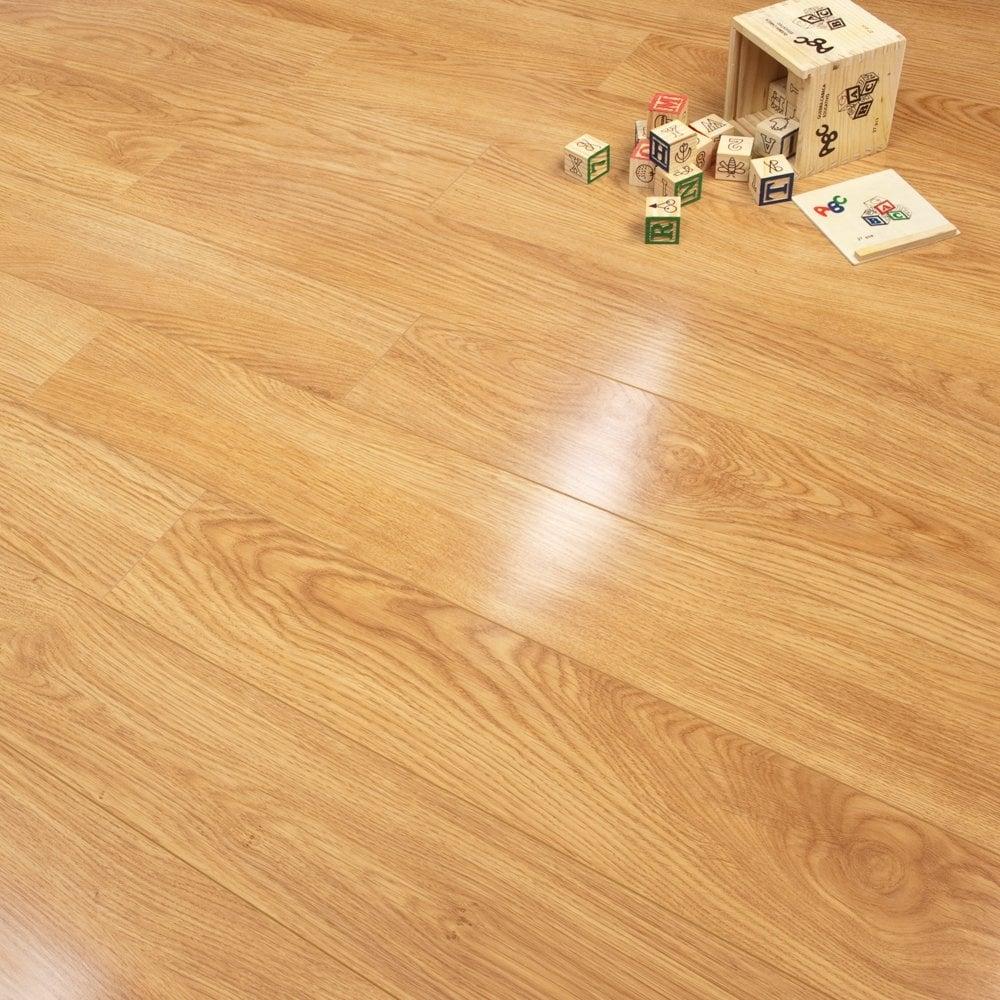 Gloss on carpet