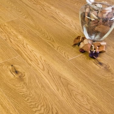 Emperor Golden Oak 12mm x 129mm V-Groove AC3 1.567m2