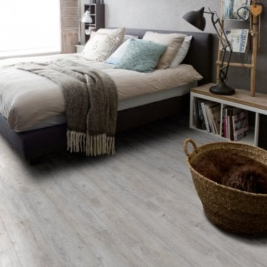 Endura - Rigid Vinyl Click LVT - Cornflower White