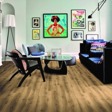Endura - Rigid Vinyl LVT Click - Evening Barley