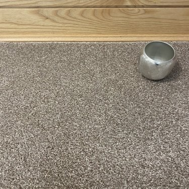 Essential 90 - Light Brown Carpet - Short Pile Height / Light Density