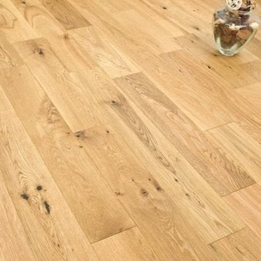 Eternity - 14mm Engineered Oak Flooring - Brushed and Oiled
