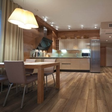 Explore - 8mm Laminate flooring - Hertford Oak