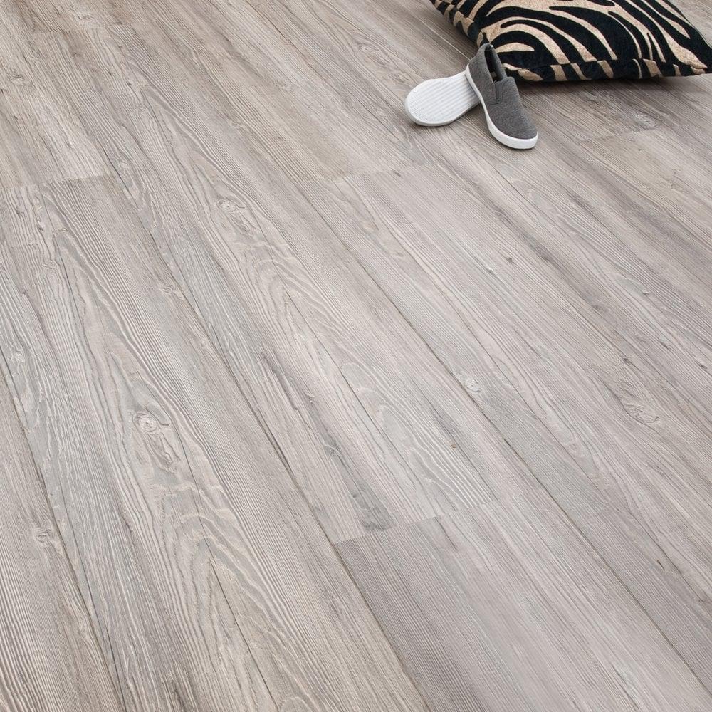 expression winter pine 8mm laminate flooring v groove ac4. Black Bedroom Furniture Sets. Home Design Ideas