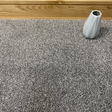 Exquisite 76 - Mid Grey Carpet - Long Pile Height / Heavy Density