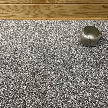 Exquisite 78 - Dark Grey Carpet - Long Pile Height / Heavy Density