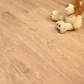 Fairmount Coach Oak 9mm Laminate Flooring V-Groove AC4 1.9218m2