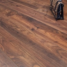 Fairmount Walnut 9mm Laminate Flooring V-Groove AC4 1.9218m2