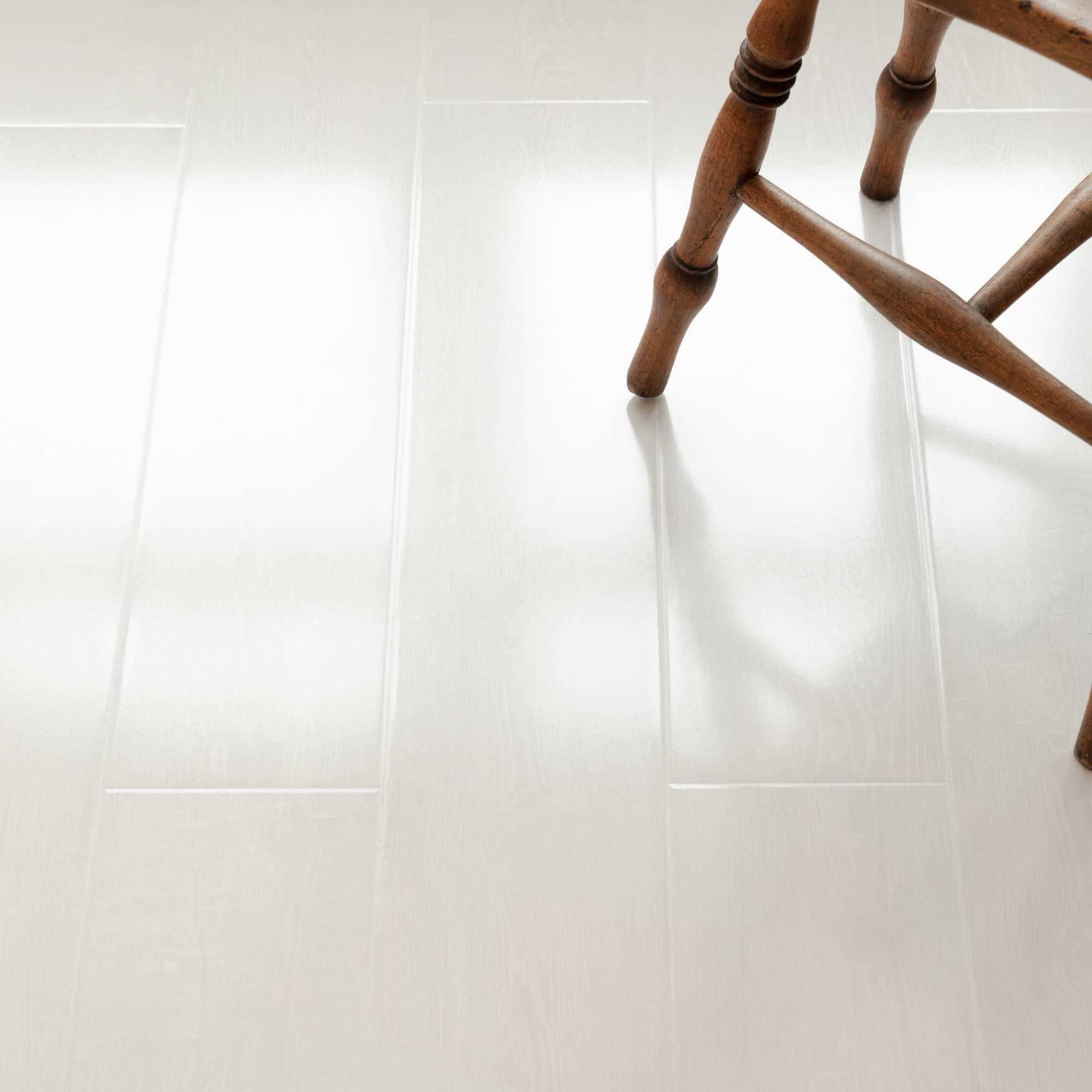 High Gloss White Laminate Flooring, White Gloss Laminate Flooring