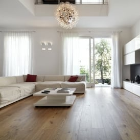 Gold Series - 18mm Solid Oak Flooring - UV Lacquered