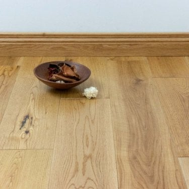 Gold Series - 18mm Solid Oak - Lacquered