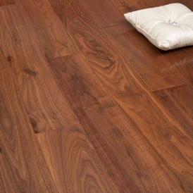 Gold Series Engineered Flooring Walnut 18/4mm x 150mm UV Lacquered 1.65m2