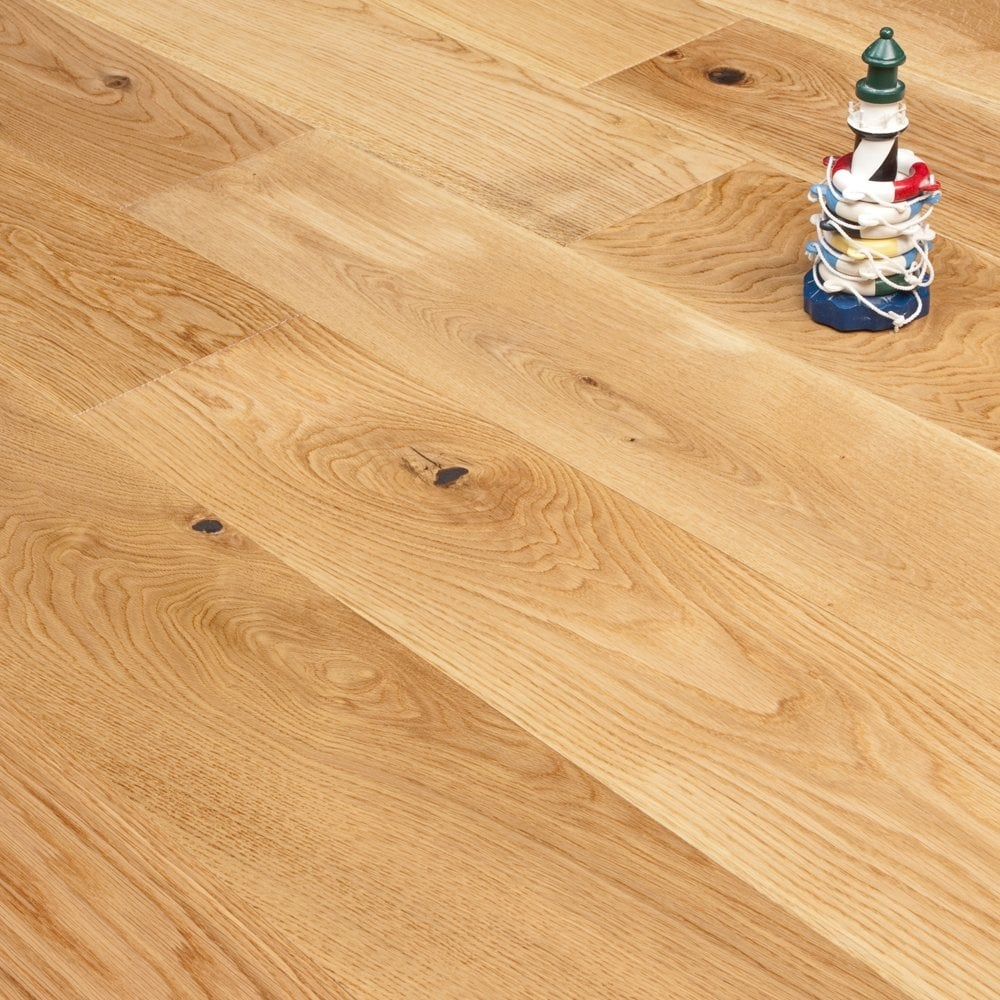 Gold Series Engineered Oak Flooring 18 4 X 190mm Lacquered