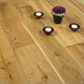 Gold Series Solid Oak Flooring 18mm x 150mm Lacquered 1.98m2