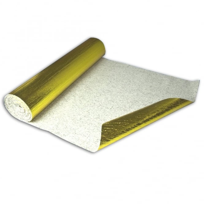 Goldfoil Flooring 3mm Underlay (10m2 Coverage)