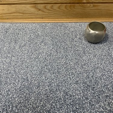 Home Style 82 - Soft Blue Carpet - Short Pile Height / Light Density