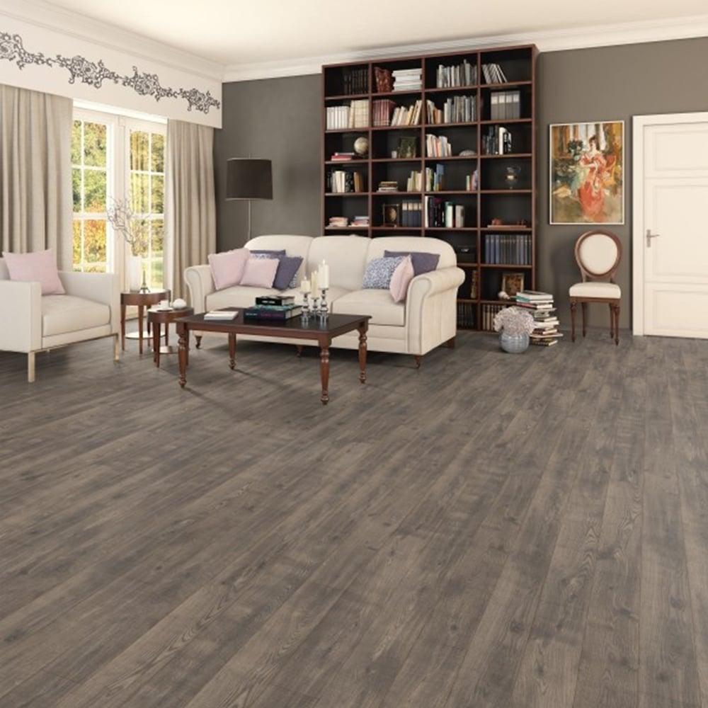 Gray Laminate Wood Wall Match Accent Walls: 8mm Laminate Flooring