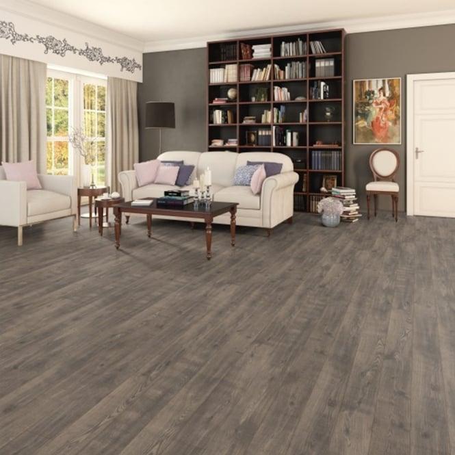 Horizon - 8mm Laminate Flooring - Grey Brown Oak