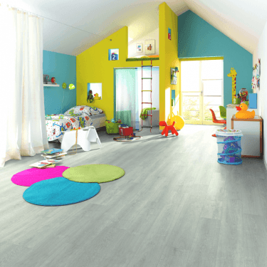 Horizon - 8mm Laminate Flooring - Jersey Grey Oak