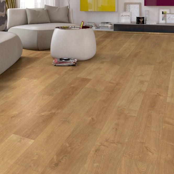 Horizon - 8mm Laminate Flooring - Milan Oak