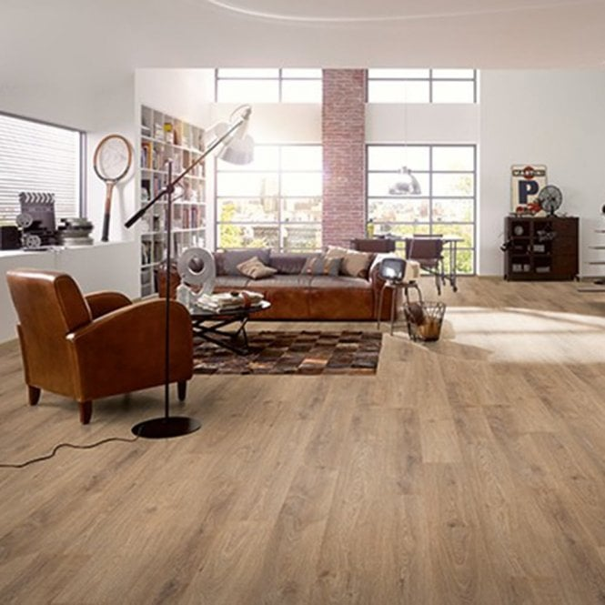 Horizon - 8mm Laminate Flooring - Venice Oak
