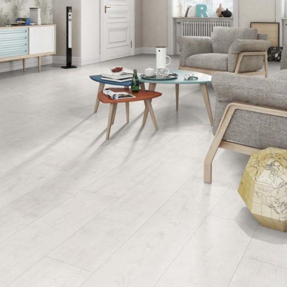 Horizon - 4mm Laminate Flooring - White Oak