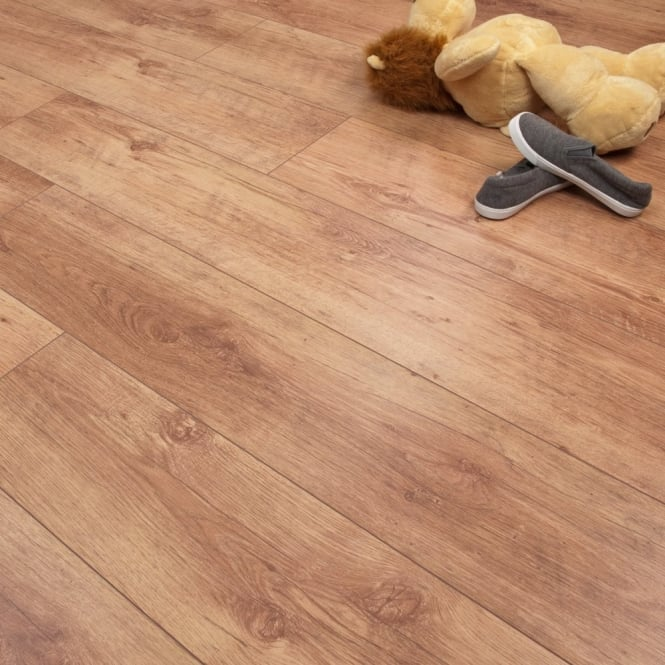 Horizon Tan Oak 8mm V-Groove AC3 1.98m2