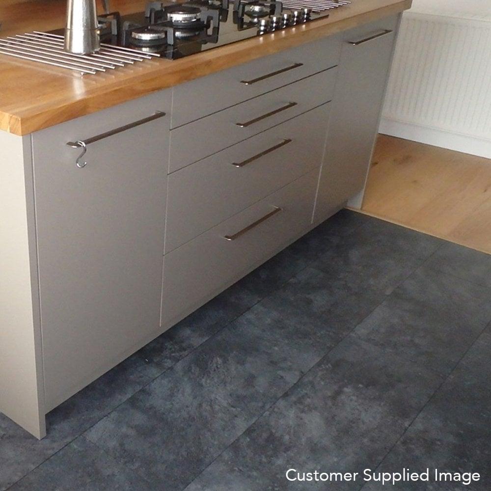 hydro guard 8mm black tile laminate v groove ac4. Black Bedroom Furniture Sets. Home Design Ideas