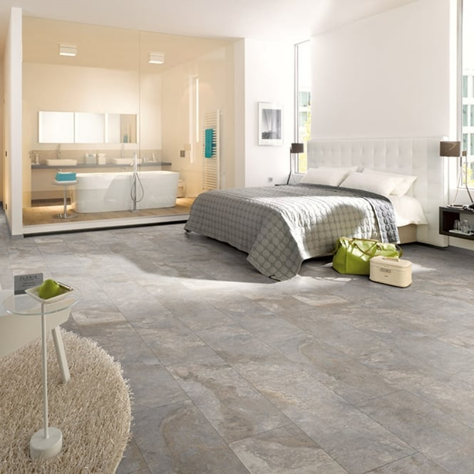 Laminate Flooring Moisture Barrier Concrete Patio Deck Flooring: Hydro Guard 8mm Light Grey Tile Laminate V-Groove AC4 2.53m2