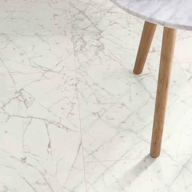 Hydro Guard - 8mm Water resistant Laminate Flooring - Cracked Marble