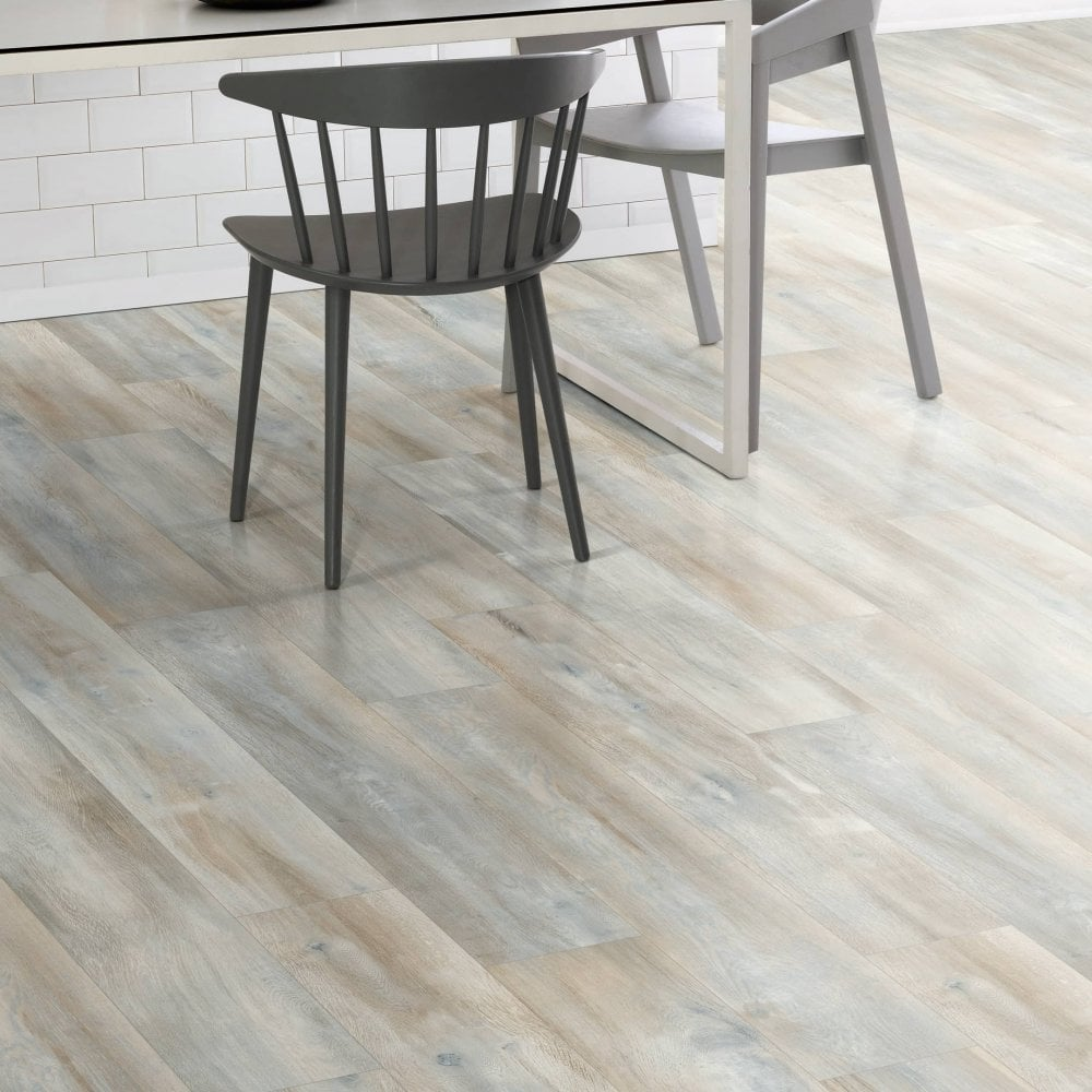 Rustic White Water Resistant Laminate, Water Resistant Laminate Flooring Reviews