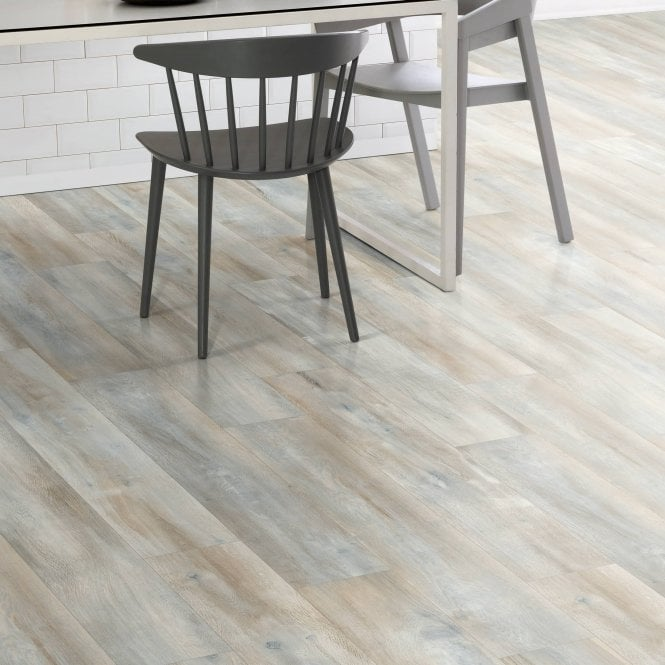 Hydro Guard - 8mm Water resistant Laminate Flooring - Rustic White Oak