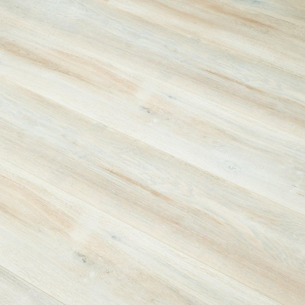 Rustic White Water Resistant Laminate, White Laminate Waterproof Flooring