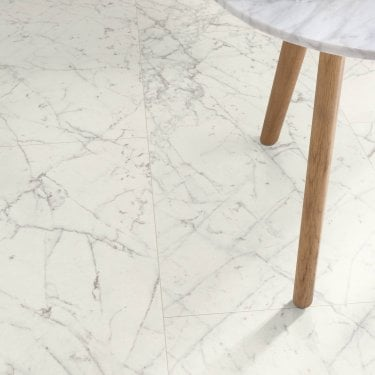 Hydro Guard - 8mm Waterproof Laminate Flooring - Cracked Marble