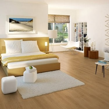 Hydro Guard - 8mm Waterproof Laminate Flooring - Northline Oak