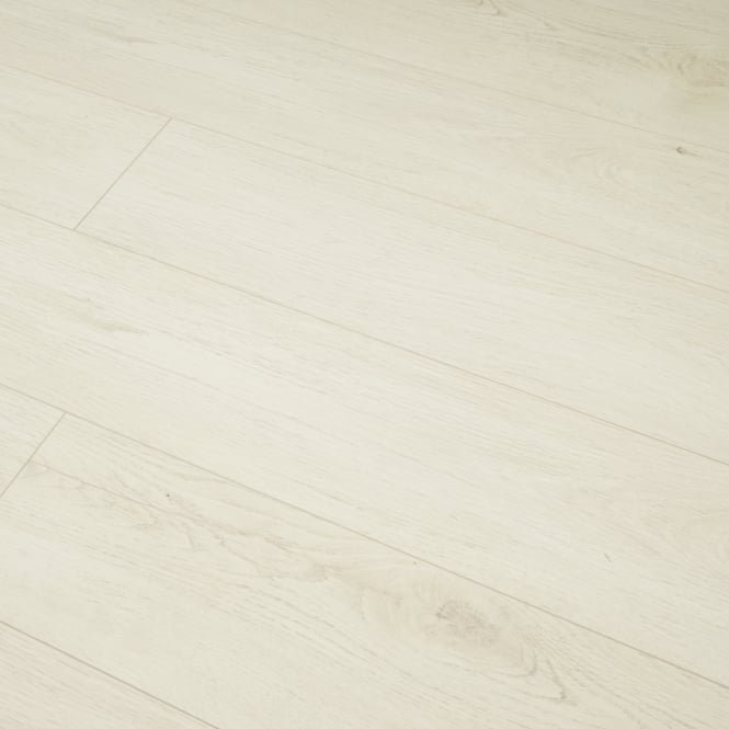 Hydro Guard 8mm Waterproof Laminate Flooring Pearl White Oak