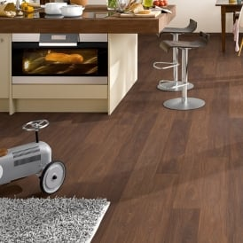 Hydro Guard Walnut 8mm Laminate V-Groove AC4 1.99m2