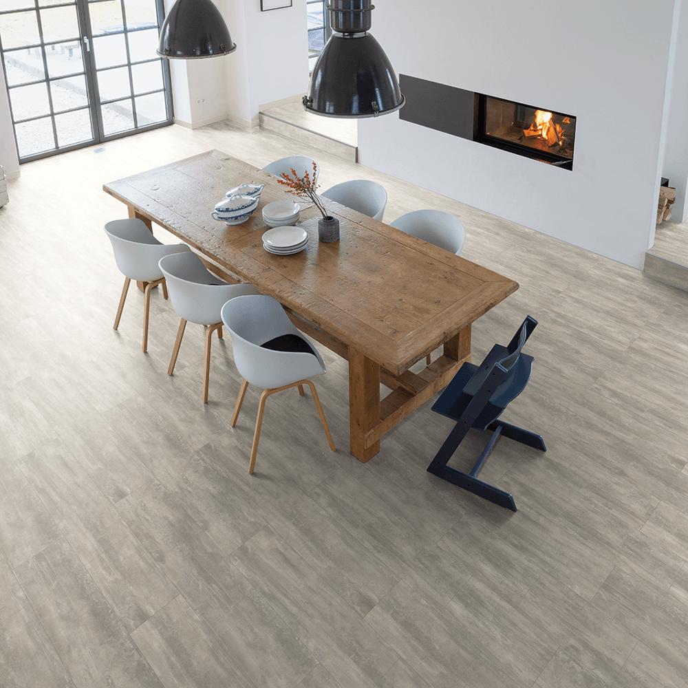 Hydro Regenerate 5mm Laminate Flooring Light Grey 2