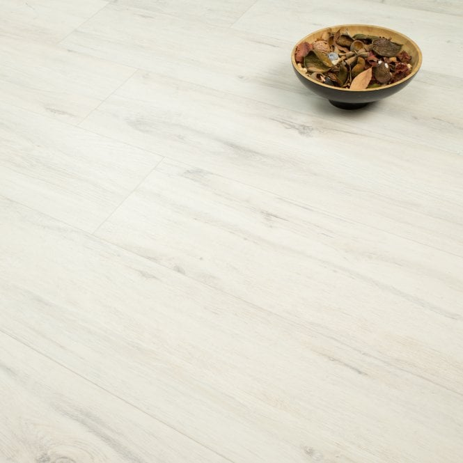 Hydro Regenerate 5mm Laminate Flooring Rustic White 25329m2