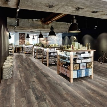 Hydro Regenerate - Hybrid LVT Flooring - Old Grey Oak