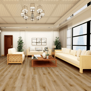 Imperial Wood Effect - SPC Vinyl Click - Chestnut Natural Oak