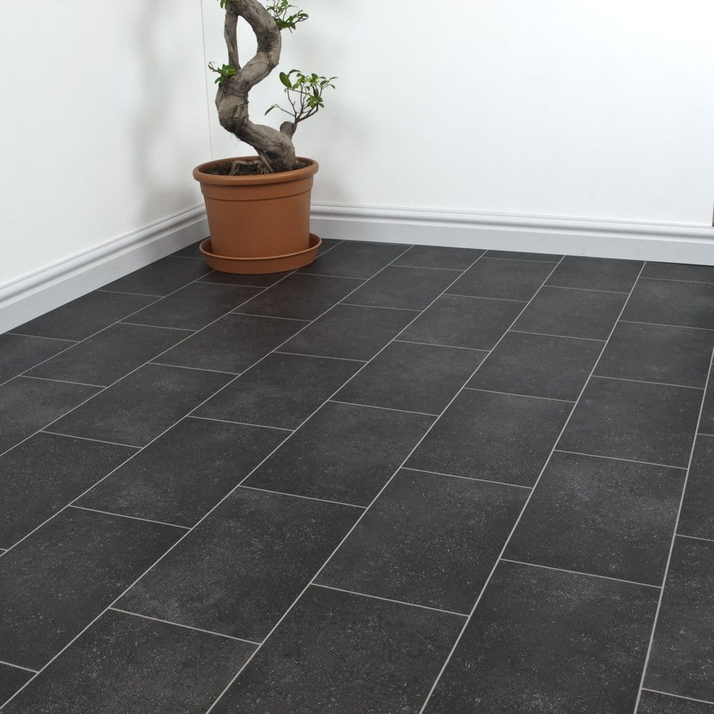 Inspiration cheyenne 930 cushioned vinyl flooring for Cushioned linoleum flooring