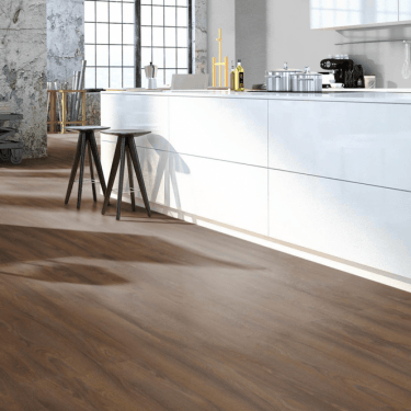 Kirk Fell - 10mm Laminate Flooring - Roasted Truffle