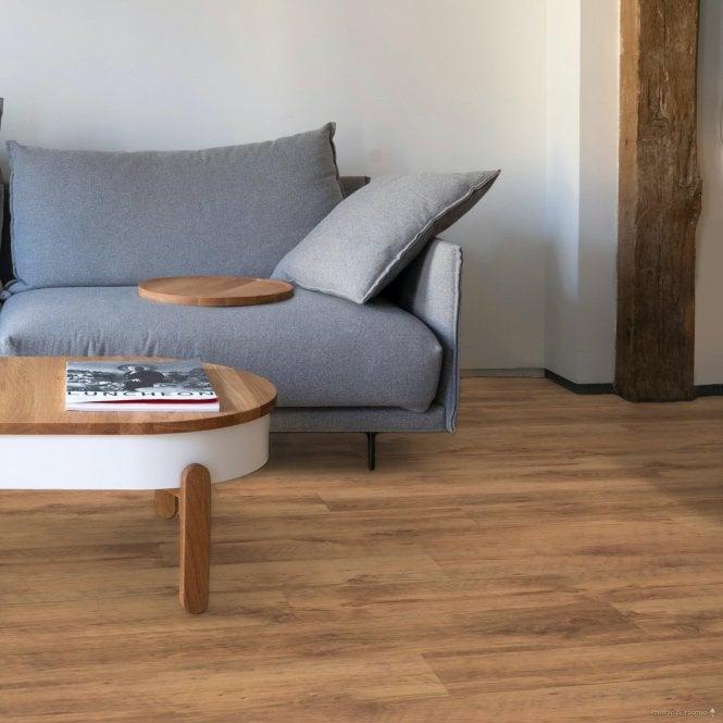 Living - 6mm Laminate Flooring - Natural Oak