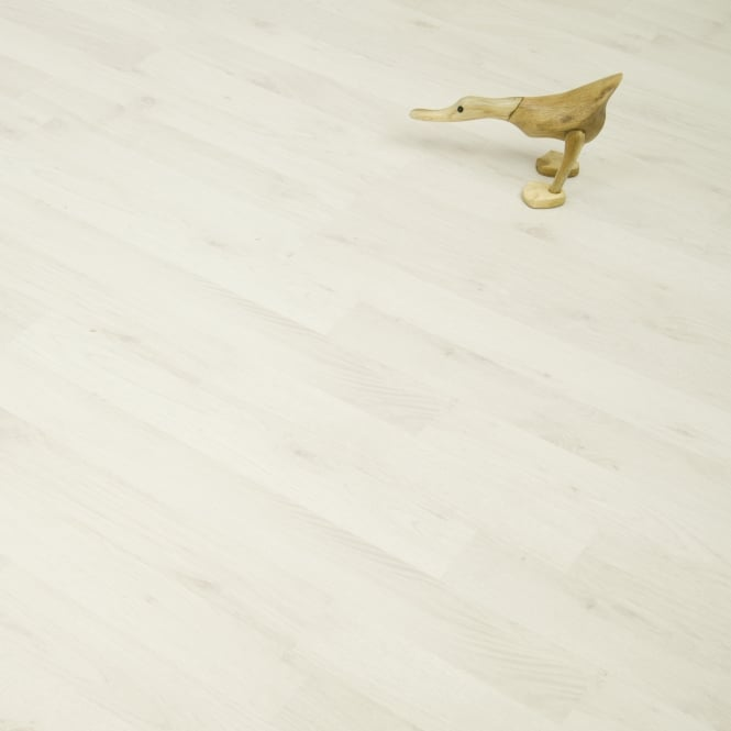 Living - 6mm Laminate Flooring - Polar Oak