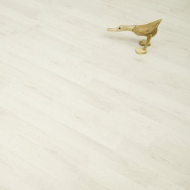 Living - 6mm Laminate Flooring - Polar Oak
