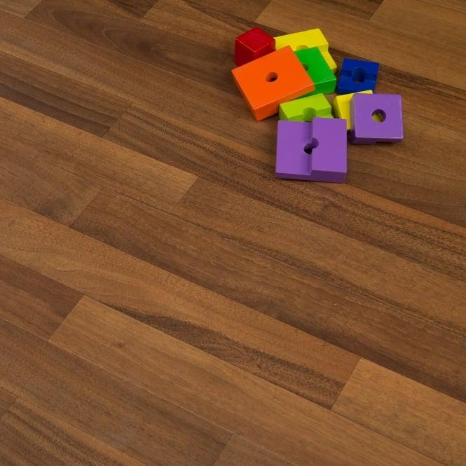 Living walnut como 6mm flat ac3 laminate from for 6mm laminate flooring