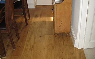 Smart Choice Click Engineered Oak