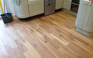 Gold Series Engineered Oak Brushed and Oiled