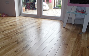 Silver Series Solid Oak